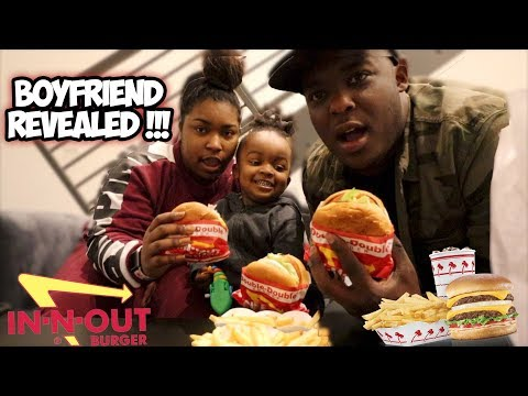IN-N-OUT MUKBANG | * My Son Finally Told Me Who Brittany Boyfriend Was SMH *