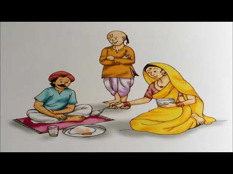 Kids Bedtime Stories - Panchatantra Stories - Courtesy