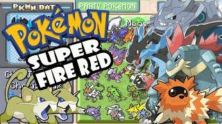 NOVA SÉRIE POKÉMON SUPER FIRE RED ep#1
