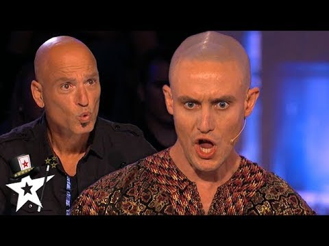 Mentalist SHOCKED The Nation on America's Got Talent | Magicians Got Talent