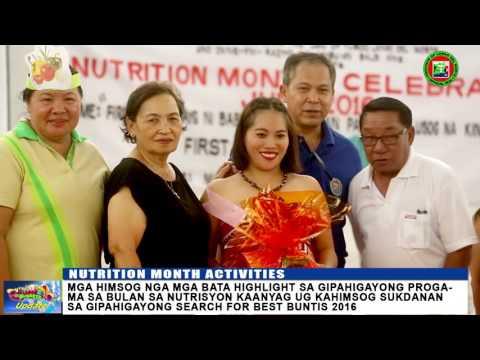 Lanao del Norte Nutrition Activities