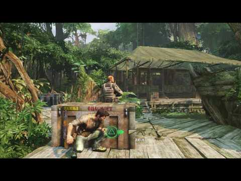 Uncharted 2: Among Thieves – Brutal Stealth Kills