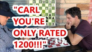 """This BRUTAL KNIGHT Is Hard To Watch! Carlini vs. """"Brooklyn"""" Dave"""