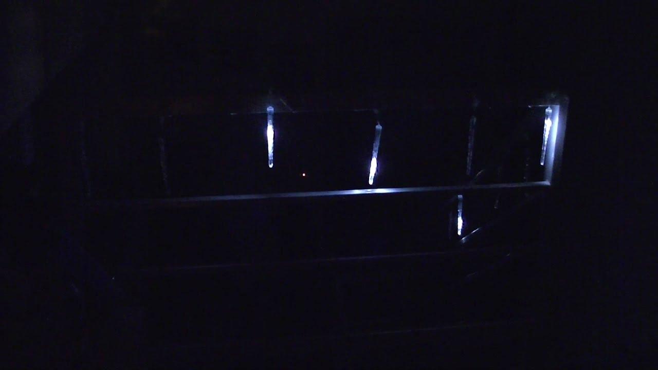 maxresdefault Schöne Led Eiszapfen Lichterkette Mit Schneefall Effekt Dekorationen