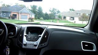 Test Drive // 2015 Chevrolet Equinox LT