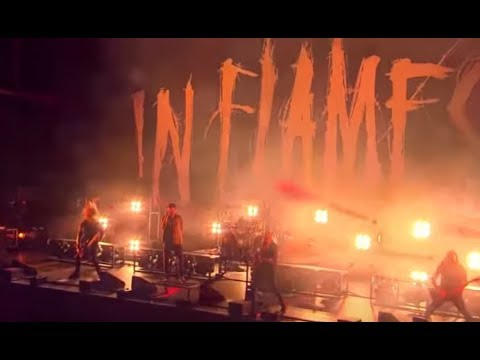 """In Flames tease new song """"I Am Above"""" new single out in Dec ..!"""