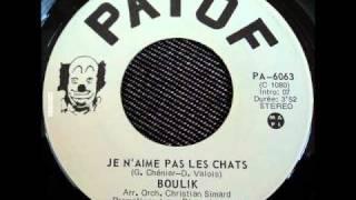Boulik - Je n