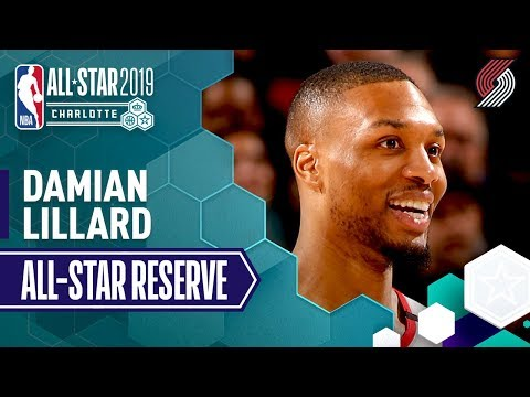 Best Of Damian Lillard 2019 All-Star Reserve | 2018-19 NBA Season