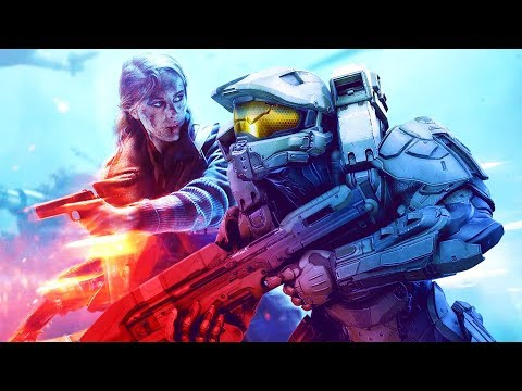 Battlefield & Halo | Main Theme Mashup thumbnail