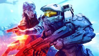 Battlefield X Halo | Theme Mashup