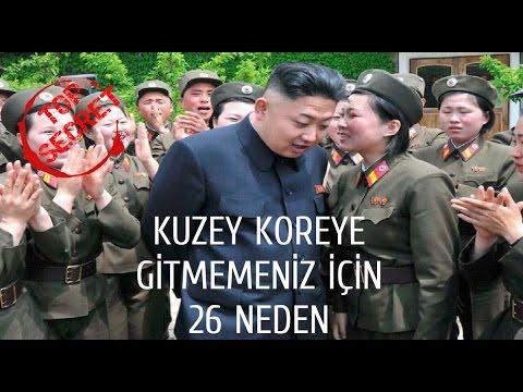 Kuzey Kore Yasakları Kanunları ve...