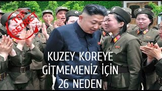 Kuzey Kore Yasakları Kanunları ve Şaşırtıcı Gerçekler ( Türkçe Altyazı ve Seslendirme )