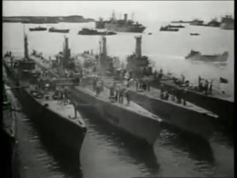 WWII Submarine Tribute