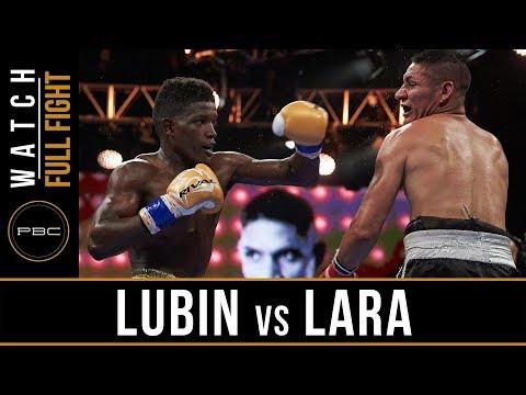 Lubin vs Lora FULL FIGHT: PBC on Bounce - Sept. 18, 2015