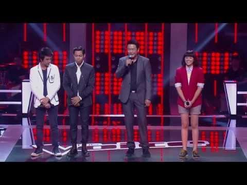 The Voice Thailand - คิง - ตู้ VS แบมแบม - คุณและคุณเท่านั้น - 2 Nov 2014