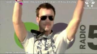 Sander Van Doorn, Adele - Rolling In The Koko - Aron Scott Bootleg 【MUSIC VIDEO ToJ edit】