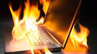 HP laptops WARNING 80,000 recalled over fire ESSENTIAL to check your battery