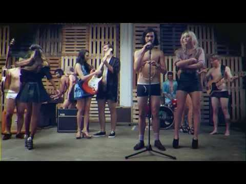 FAIRCHILD - Burning Feet (Official Music Video)