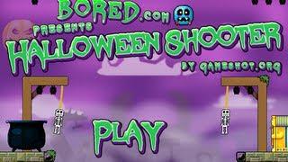 Halloween shooter Level1-24 Walkthrough