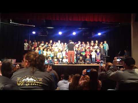 Shuford Elementary School Fall Concert 2017 part 2