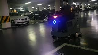 주차장바닥청소장비 RS32_선명청소기