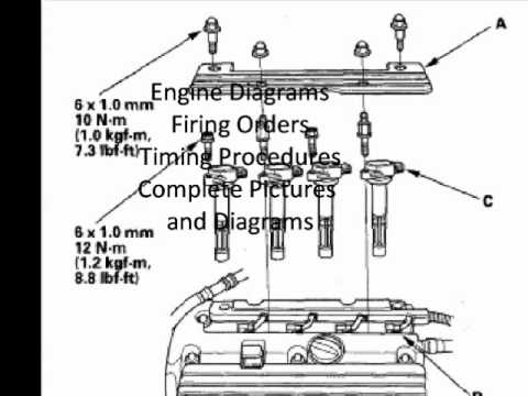 acura wiring diagrams youtube