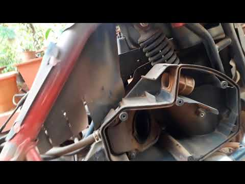 How to repair activa