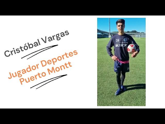 Jugadores de Deportes Puerto Montt invitan a los alumnos de enseñanza básica a no botar el balón