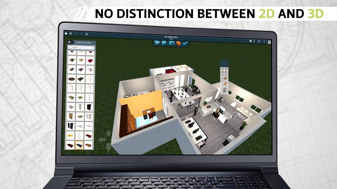 HOME DESIGN 3D - NEW MAC VERSION (TRAILER) iOS ANDROID PC ...