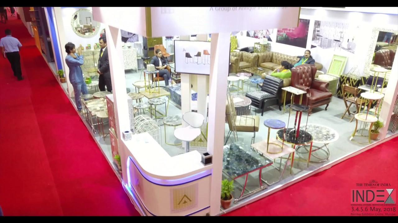 Delhi Index 2020 International Interiors Design Expo World Exhibitions