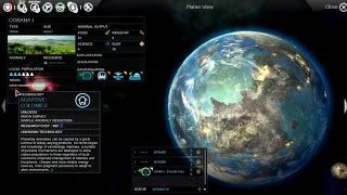 Endless Space - Emperor Edition Gameplay First Look PC HD