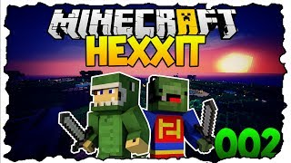 TOT?!? ALLES WEG?!?  - Minecraft Hexxit Adventure #02 | KillaCrafter