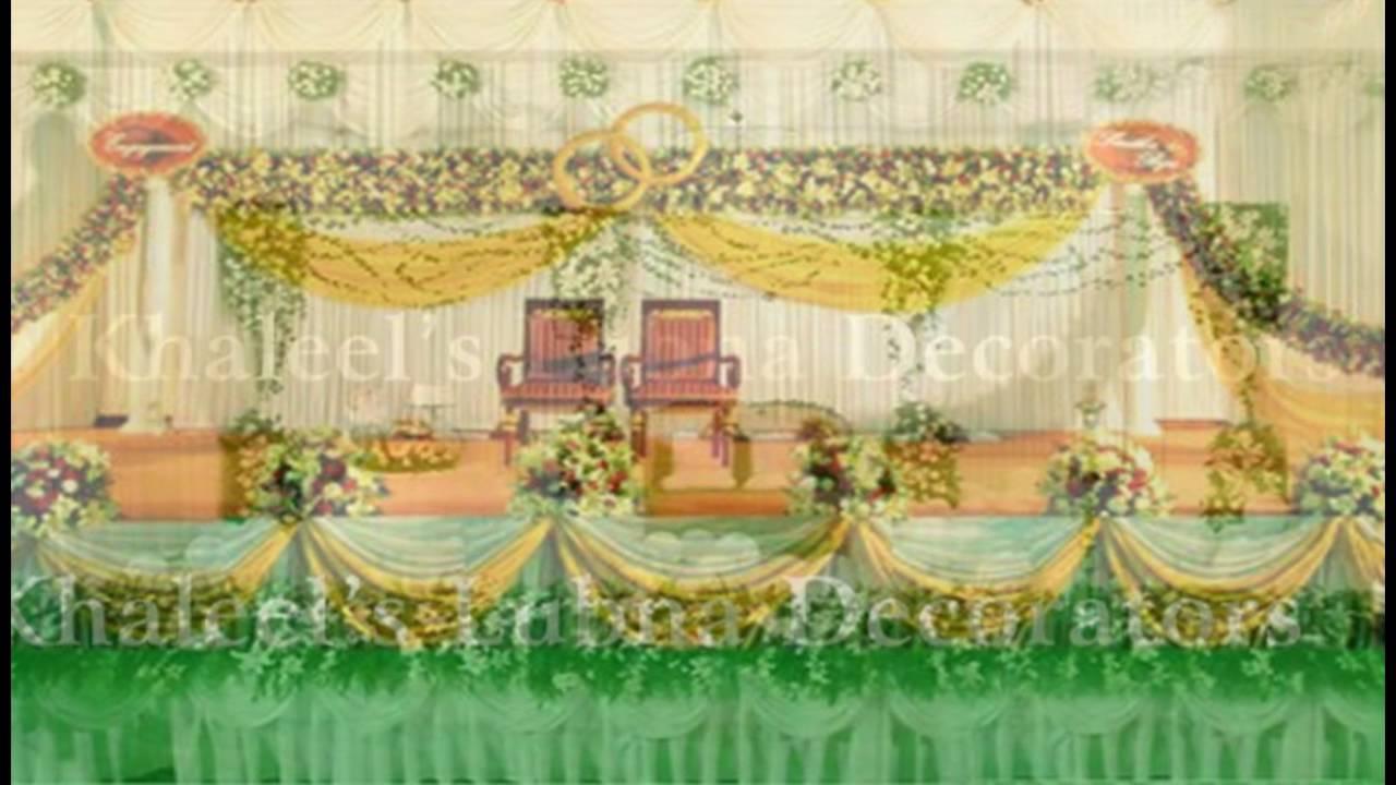 Wedding decorations chennai youtube junglespirit Choice Image