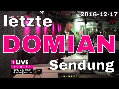 Domian 2016-12-17 letzte Sendung HDTV