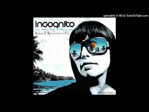 "Incognito Feat. Jocelyn Brown & Maysa Leak ""Nights Over Egypt"" @YoanDelipe"