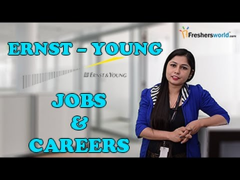 ERNST & YOUNG – Recruitment Notification 2017, IT Jobs, Walkin, Career,Campus placements
