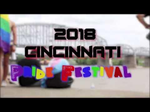 Cincinnati Pride Parade 2018 - MONTAGE - MUST WATCH!!!
