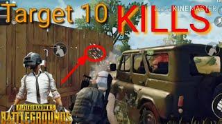 Target 10 kill hanya MIMPI !!! PUBG MOBILE