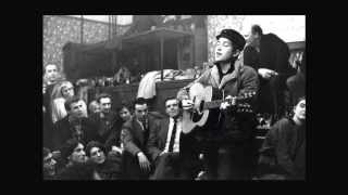 Bob Dylan live 1962 only a hobo