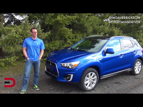 2015 Mitsubishi Outlander   Read Owner and Expert Reviews