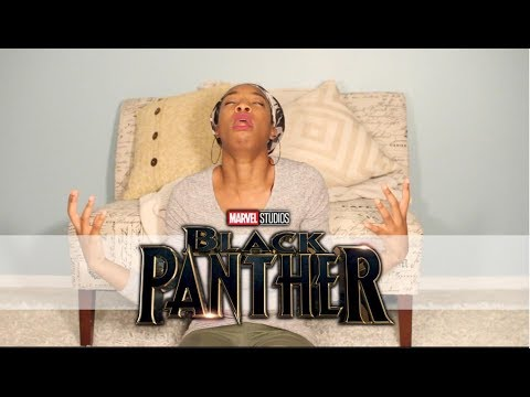 I GOT TO SEE EARLY FOOTAGE OF BLACK PANTHER!!! (A ramble)