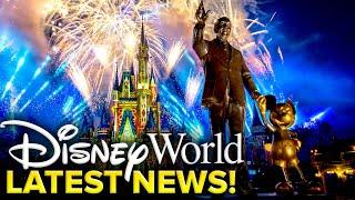 PROJECT NUGGET: Disney World's 50th Anniversary Work Gets Underway!