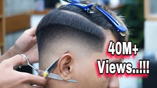 Perfect Skin Fade, M๐st Detailed and Blurry 🔥 No viber or air brush - Barber Tutorial