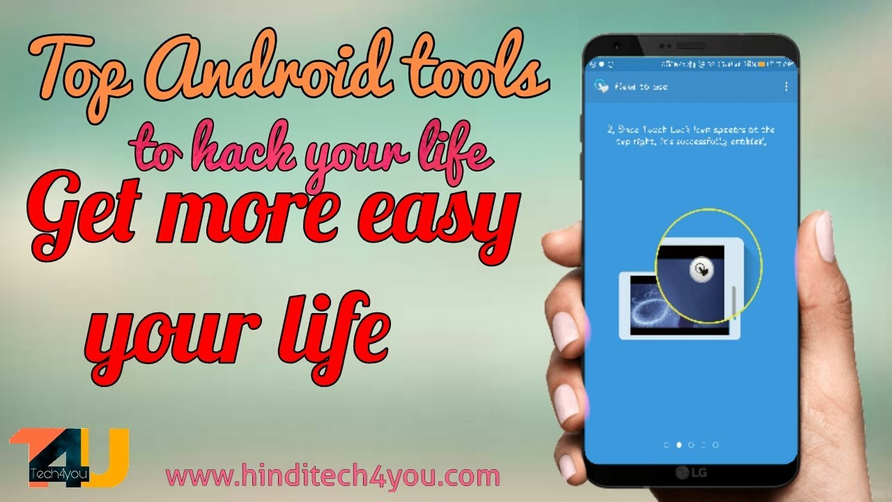 Top 5 Amazing Android tool apps [2017]