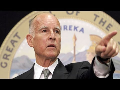Grand Jury Requested To Investigate California Governor Jerry Brown