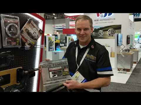 Rock Tamers New Products Demo AAPEX