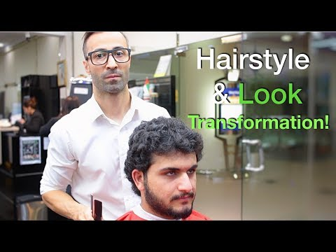 Best Mens Haircuts For Curly Hair