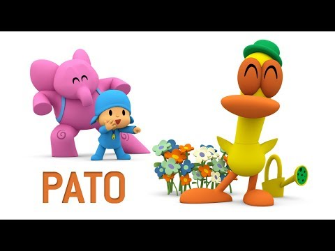 PATO'S PACK | 60 minutes with our friend Pato and Pocoyo