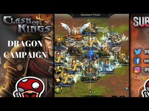 POT Vs NAG - FINAL 8 DRAGON CAMPAIGN - Clash Of Kings