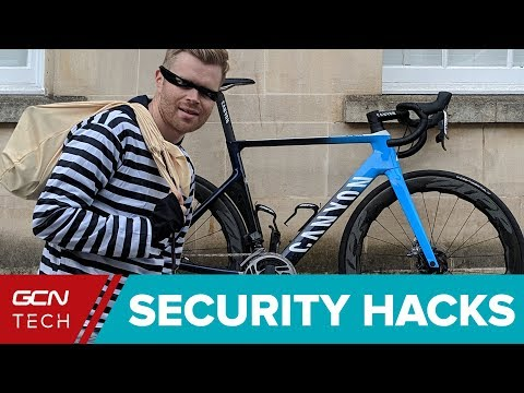 Security Hacks For Protecting Your Bike From Being Stolen On Your Ride